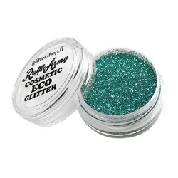 Smaragdine GREEN ECO glitter SPARKLE