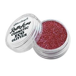 True Love RED ECO glitter SPARKLE