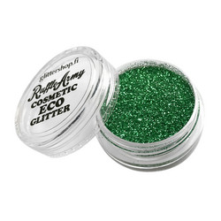 Tropical GREEN ECO glitter SPARKLE