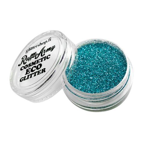 TURQUOISE TEMPTATION ECO glitter SPARKLE