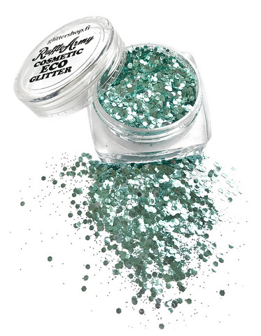 Smaragdine Sea ECO Glitter Mix SPARKLE
