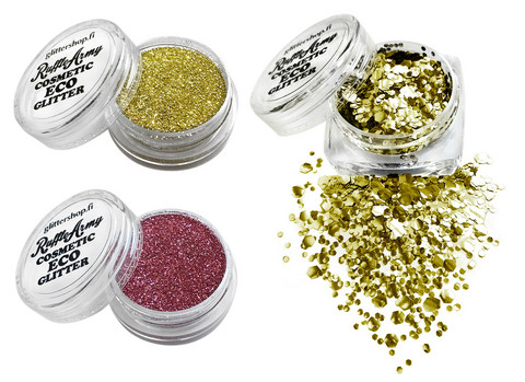 Golden Goddess ECO Glitter Set