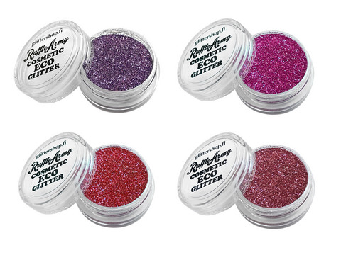 Lipstick Shades ECO Glitter Set