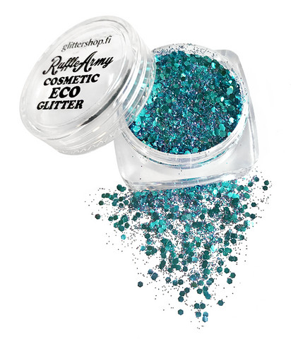 Sapphire Secrets ECO Glitter Mix SPARKLE