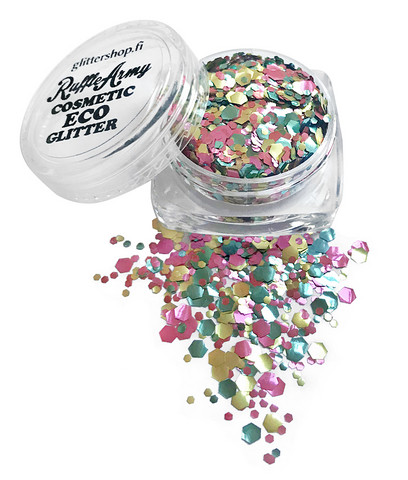 Flower Fairy ECO glitter mix