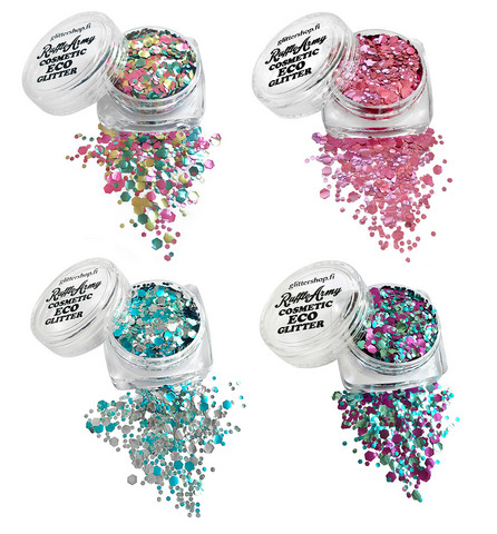 The Wow Factor ECO Glitter Set