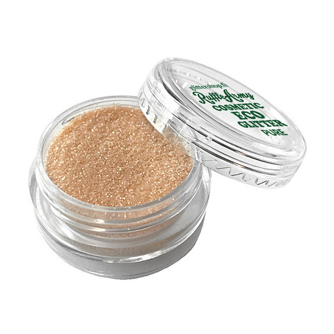 Nude PINK ECO glitter PURE