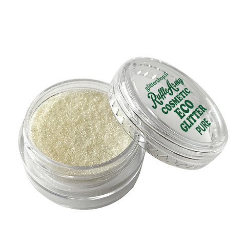 Ice Queen WHITE ECO glitter PURE