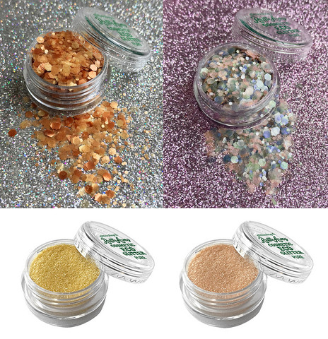 Paradise Party ECO Glitter PURE Set