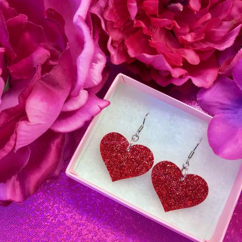 TWINKLE TWINKLE LONELY HEART -glitterkorvakorut