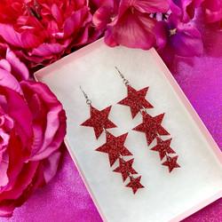 TWINKLE TWINKLE BIG STAR -glitterkorvakorut