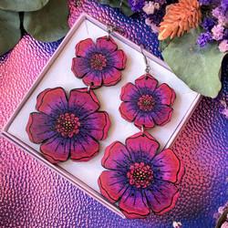 Floral Extravaganza  -korvakorut
