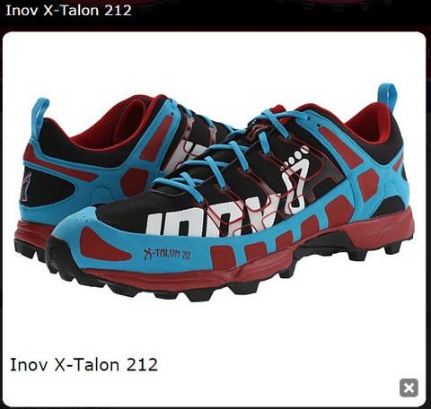 INOV X-talon 212