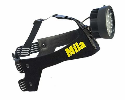 Otsalamppu Vega 5000