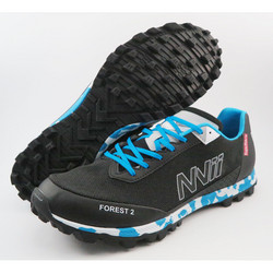 FOREST 2 BLACK/RED ja BLACK/BLUE