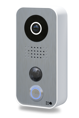 DoorBird IP Video Oviasema - D101