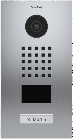 DoorBird IP Video Oviasema - D2101V