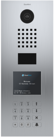 DoorBird IP Video Oviasema - D21DKV