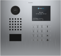 DoorBird IP Video Oviasema - D21DKH