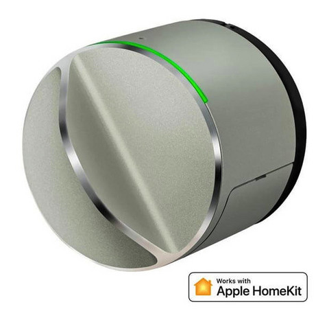 Danalock V3 Apple Homekit Scandi
