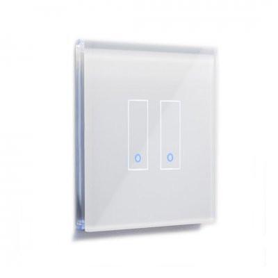 Iotty Smart Switch LSWE22 (2 painiketta) Valkoinen
