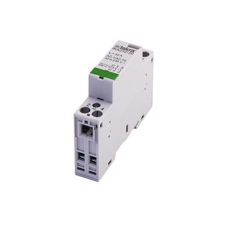 QUBINO - 32A 1-v kontaktori energiamittareille