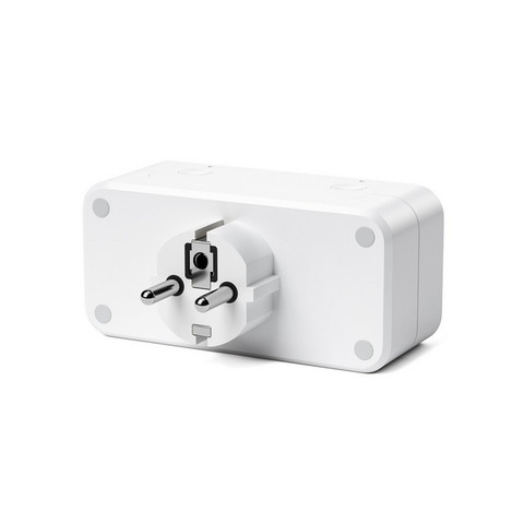 Satechi Homekit Dual Smart Outlet -kaksiosainen älypistorasia
