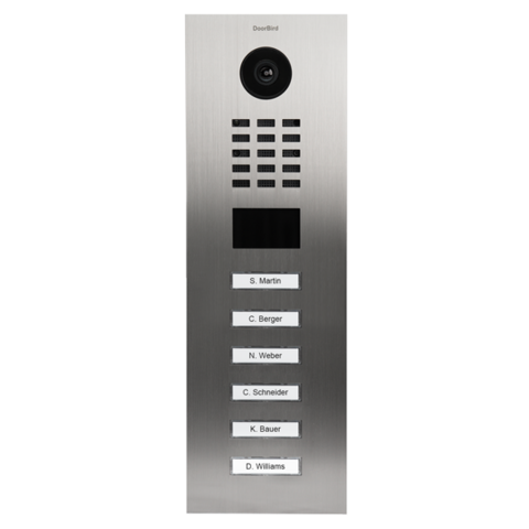 DoorBird IP Video Oviasema - D210XV