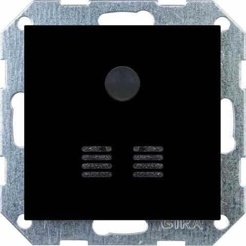 u::Lux AddOn PIR + ilmankosteus (rH) + lämpötila musta