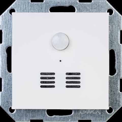 u::Lux AddOn PIR + ilmankosteus (rH) + lämpötila valkoinen