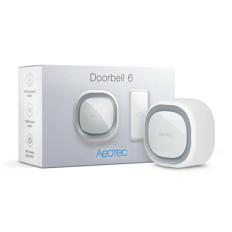 AEOTEC - Z-wave+ Doorbell 6 - Ovikello