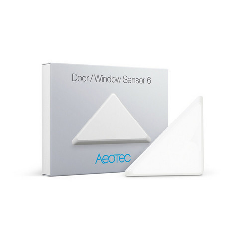 AEOTEC - Z-wave+ Door/Window Sensor 6 - Ovi/Ikkuna-anturi