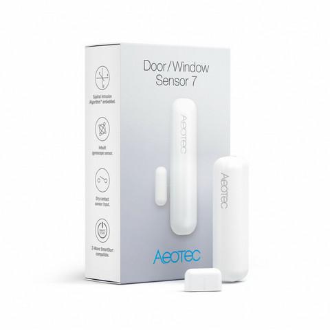 AEOTEC - Z-wave+ Door/Window Sensor 7 - Ovi/Ikkuna-anturi