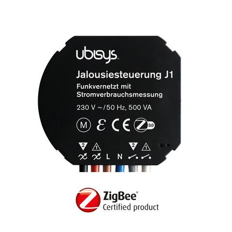 Ubisys Smart Home J1 ZigBee verho-ohjain