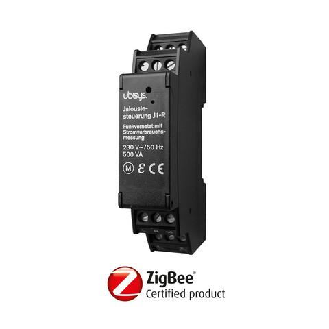 Ubisys Smart Home J1-R ZigBee verho-ohjain