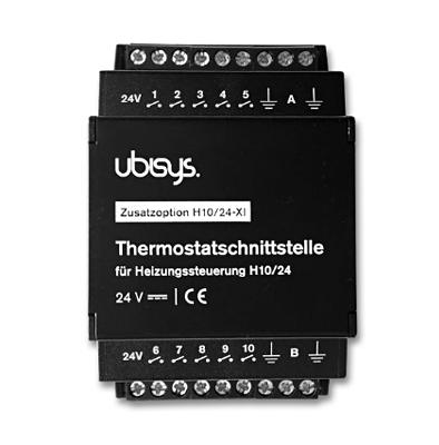 Ubisys Termostaattiliitäntä H10/24-XI (Lisämoduuli H10:lle) 24V
