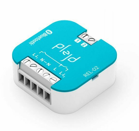 Plejd Kaksoisrele REL-02 - 3500VA Bluetooth