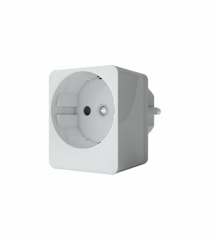 Qubino Smart Plug 16A (Schuko) - Älypistoke