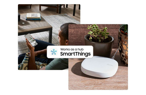 Aeotec & Frient Hubipaketti SmartThings