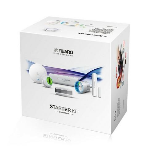 FIBARO Z-Wave+ Starter Kit EU - Älykotipaketti