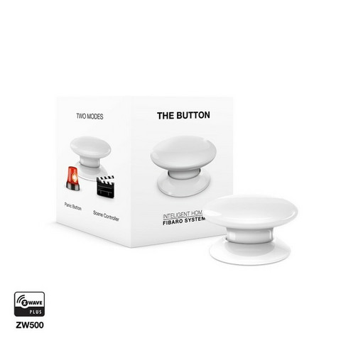 FIBARO - Button Z-Wave Plus - Painike