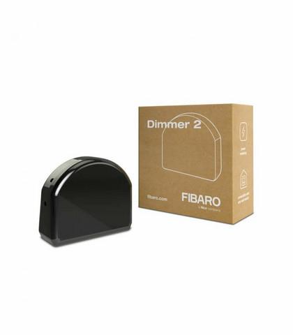 FIBARO - Universal Dimmer 250W Z-Wave Plus - Himmenninmoduuli