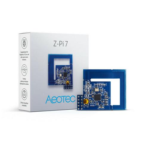 AEOTEC - Z-Pi 7 Expansion board Z-Wave+ 700 Raspberry Pi - Laajennus