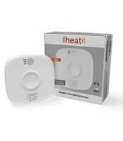 Heatit Z-Smoke - Z-wave Plus Savu- ja lämpöilmaisin 230V