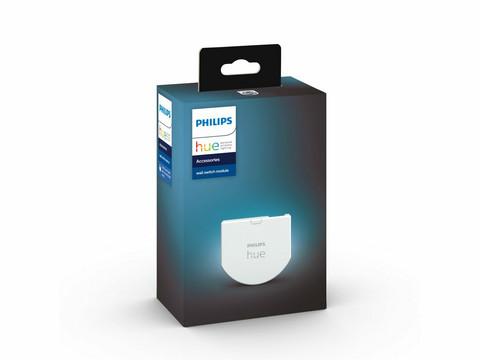 Philips Hue Wall Switch Module - Seinäkytkinmoduuli (Huhti-Toukokuussa)