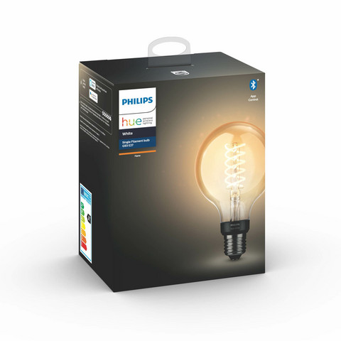 Philips Hue White E27 - Filament LED lamppu Vintage Globe