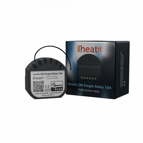 Heatit ZM - Z-Wave Plus Rele 16A