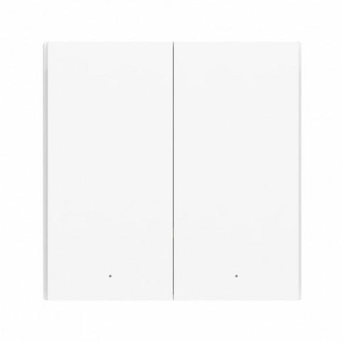 Xiaomi Aqara Wireless Zigbee 3.0 H1 Kaksoispainikerele (ilman nollajohdinta)