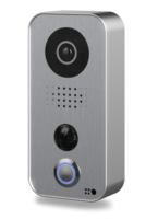 DoorBird IP Video Oviasema - D101S - Hopea