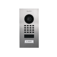 DoorBird IP Video Oviasema - D1101V Pinta-asennus